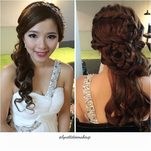 Hairstyles for Wedding Dinner 2