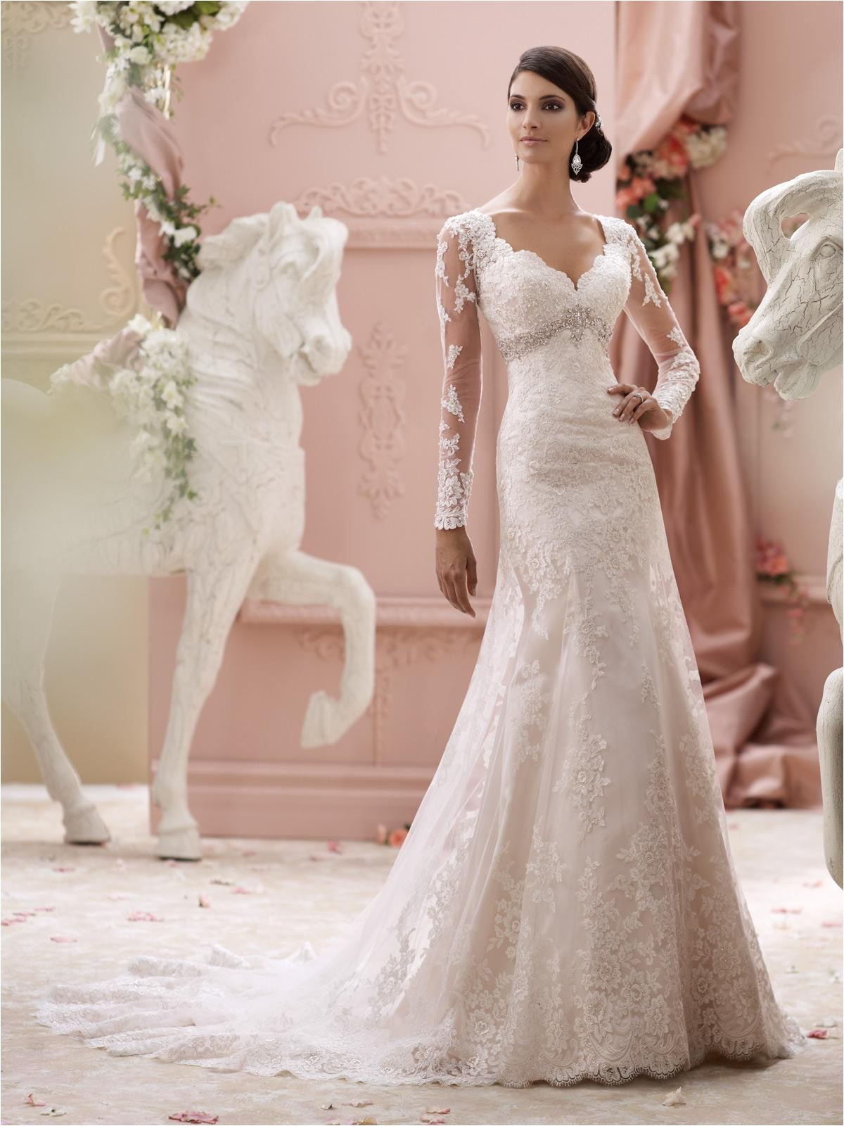 wedding dress styles for brides and