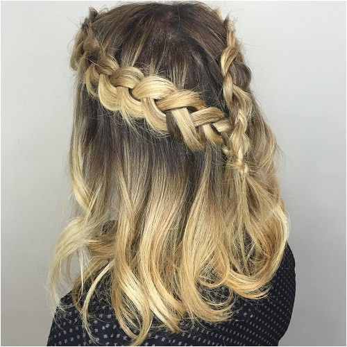 hairstyles for wedding guests 20 ideas of chic festive hairstyles