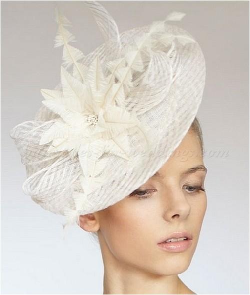 wedding hats with veils