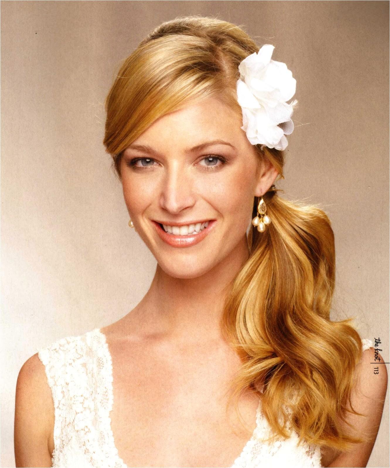 bridesmaids hairstyles 2013