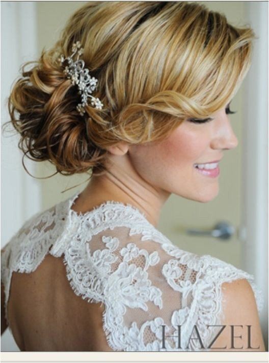 Hairstyles for Wedding Maid Of Honor 1