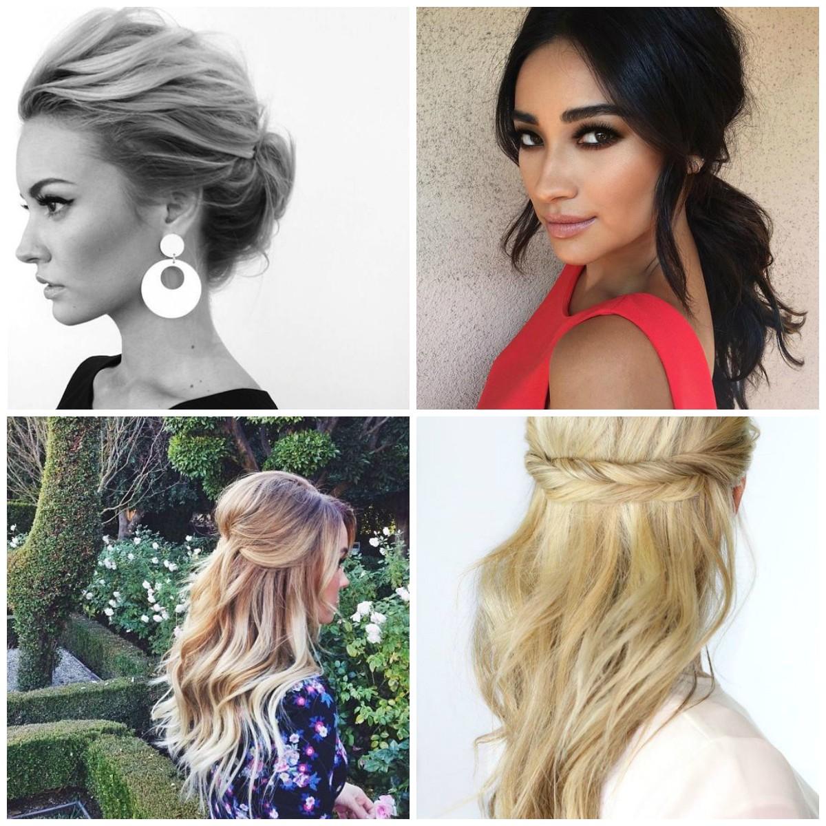 san francisco blog easy wedding guest hairstyles