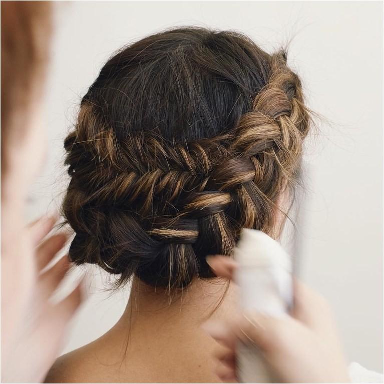 braided hairstyles wedding hair ideas