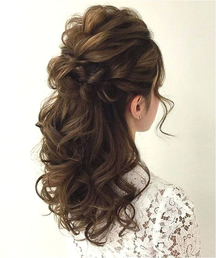 hairstyles for wedding guest half up down