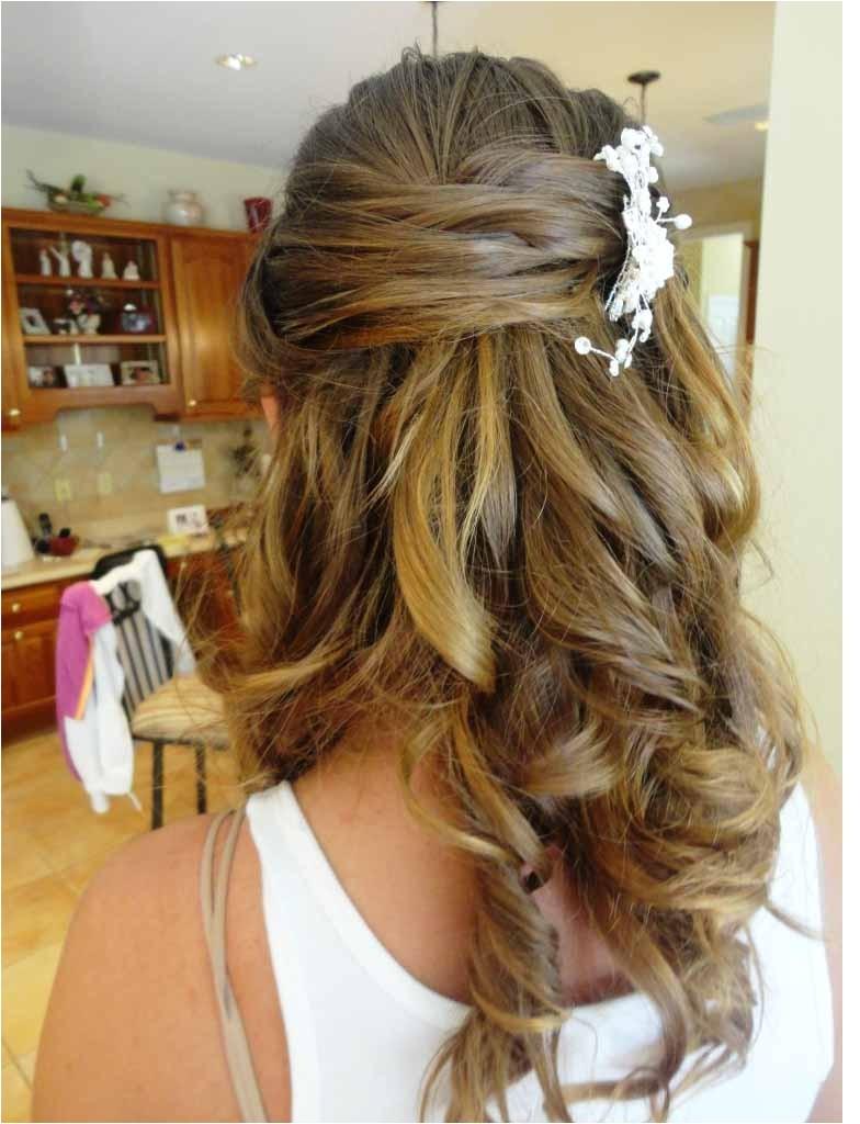 half up half down wedding updos hairstyles for mediumshort length hair