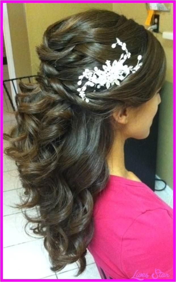 wedding hairstyles half updos