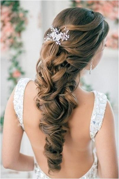 most excellent wedding half updo hairstyles for la s