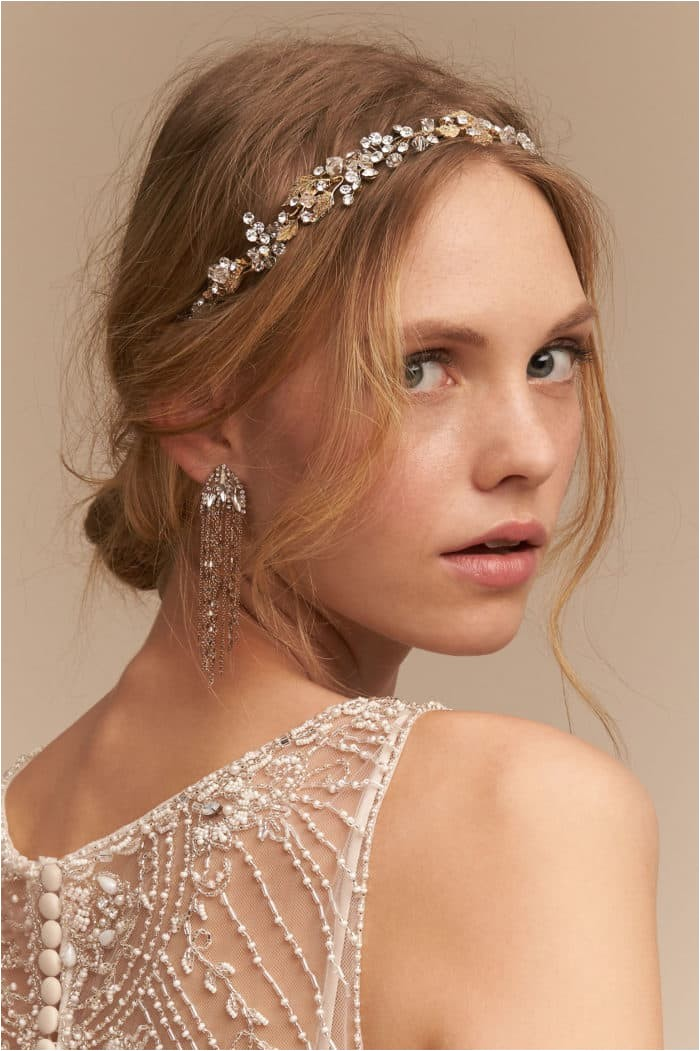 bridal headbands gorgeous wedding hairstyles