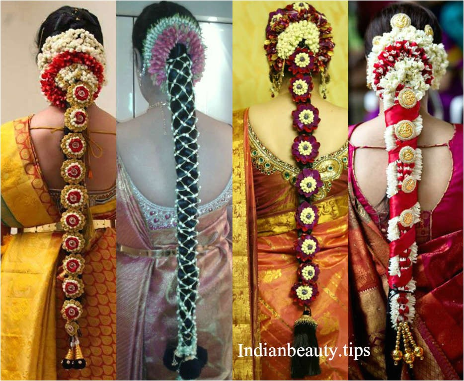 20 gorgeous south indian wedding hairstyles