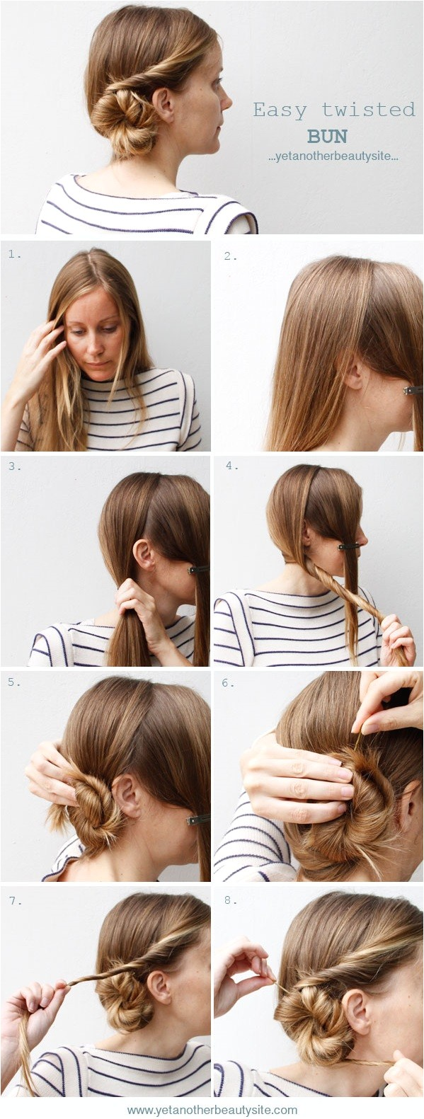 cute and easy hairstyle tutorials you must see