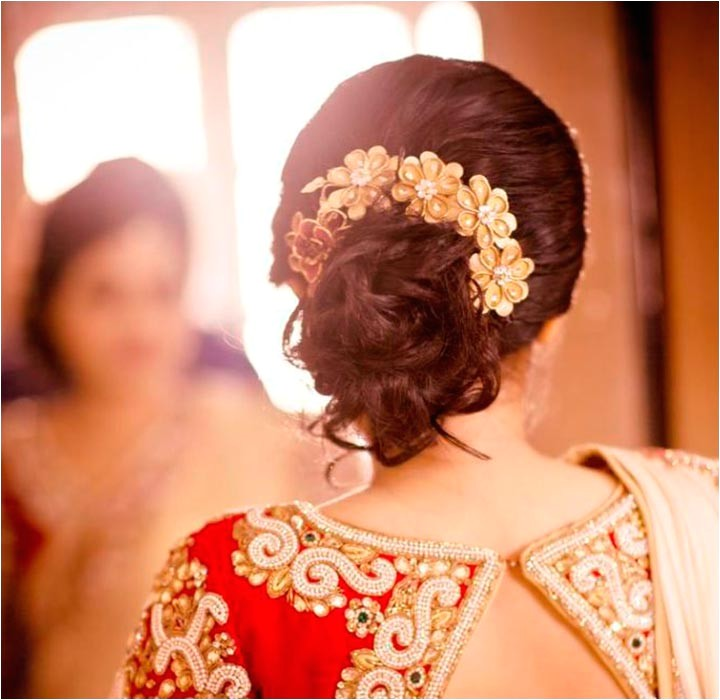 hindu bridal hairstyles