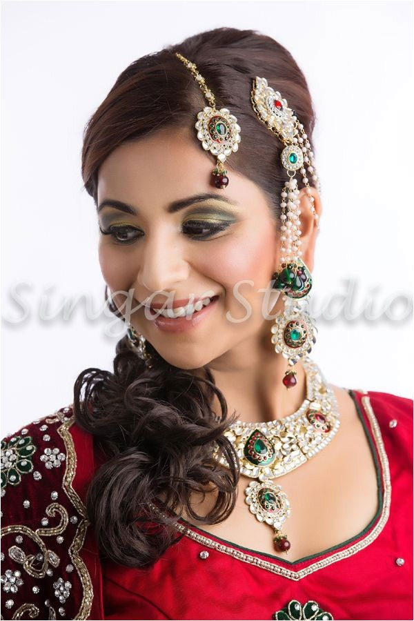 asian bridal hairstyles