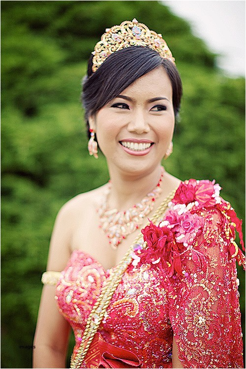 cambodian wedding hairstyles