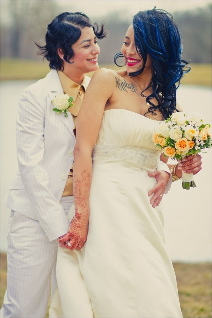 96 best love is everywhere for everyone images on pinterest inside lesbian wedding hairstyles