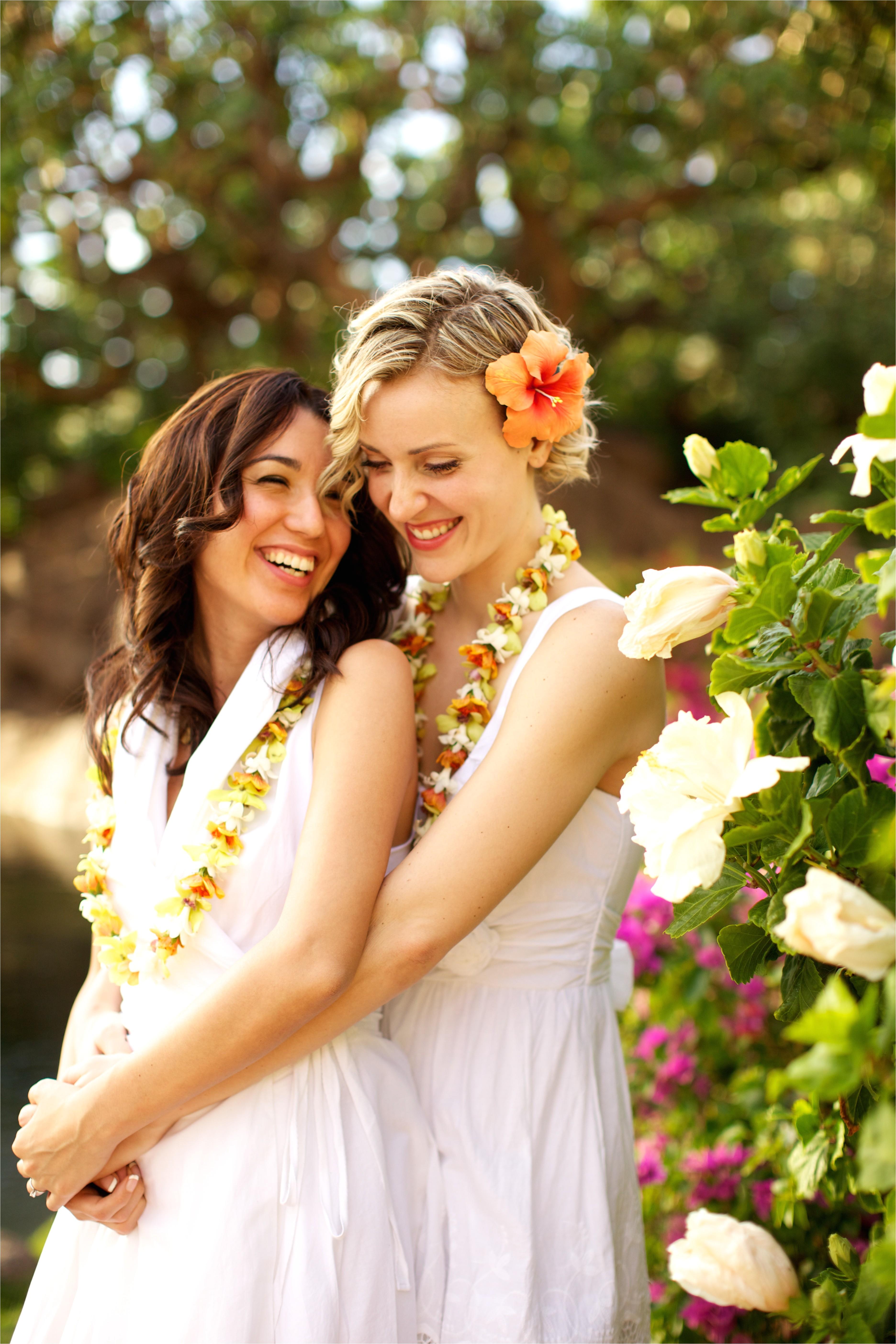 lesbian wedding hairstyles