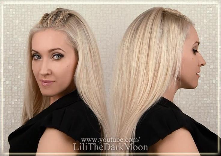 lilith moon hair styles
