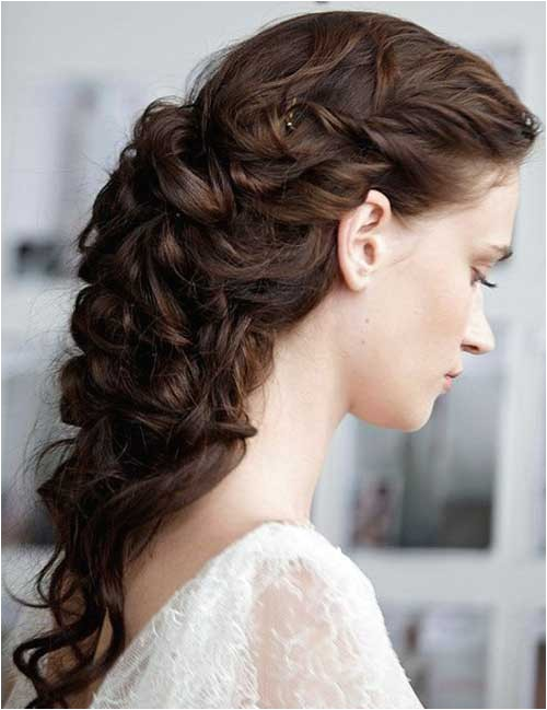 30 curly wedding hairstyles