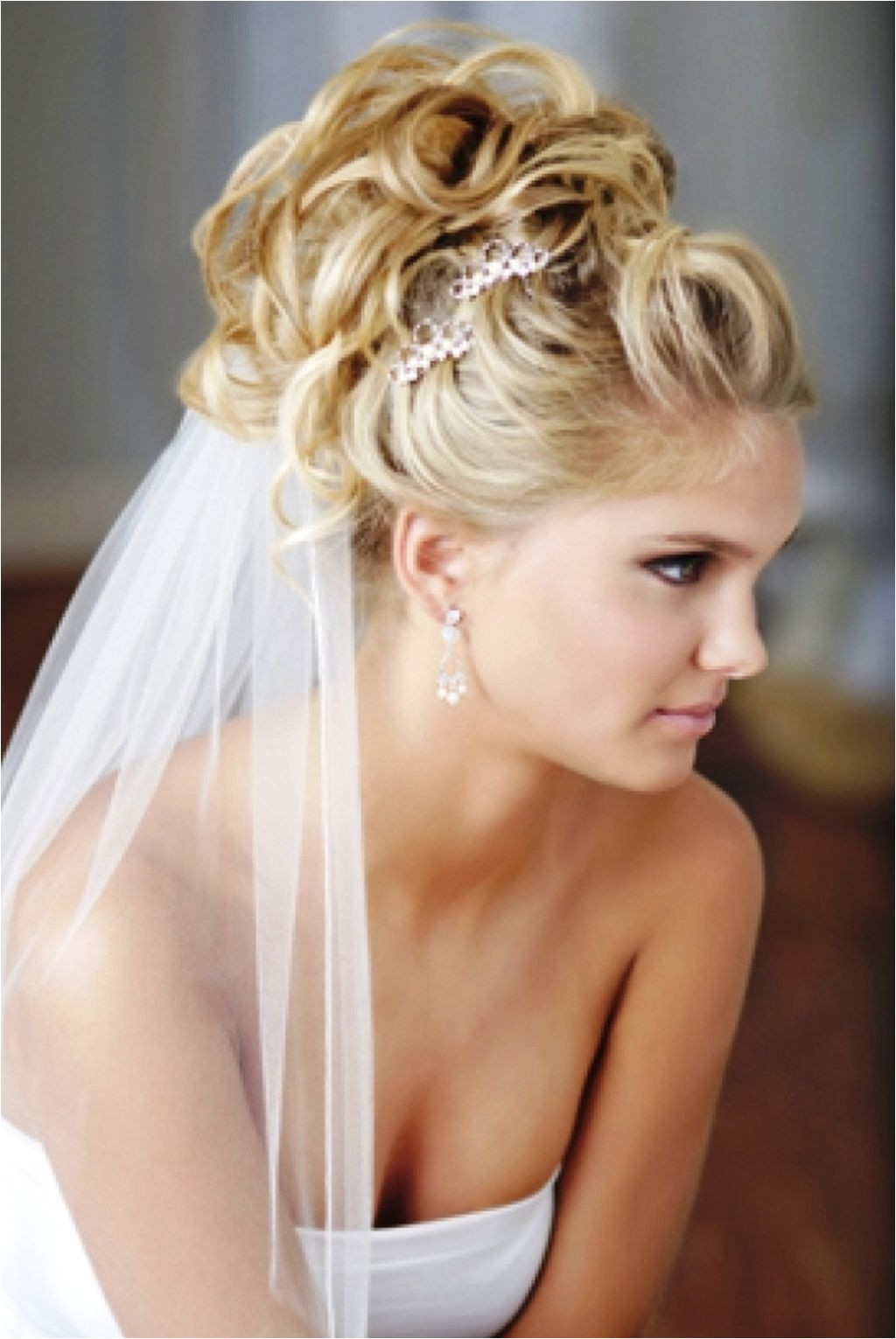 20 wedding hairstyle long hair can home