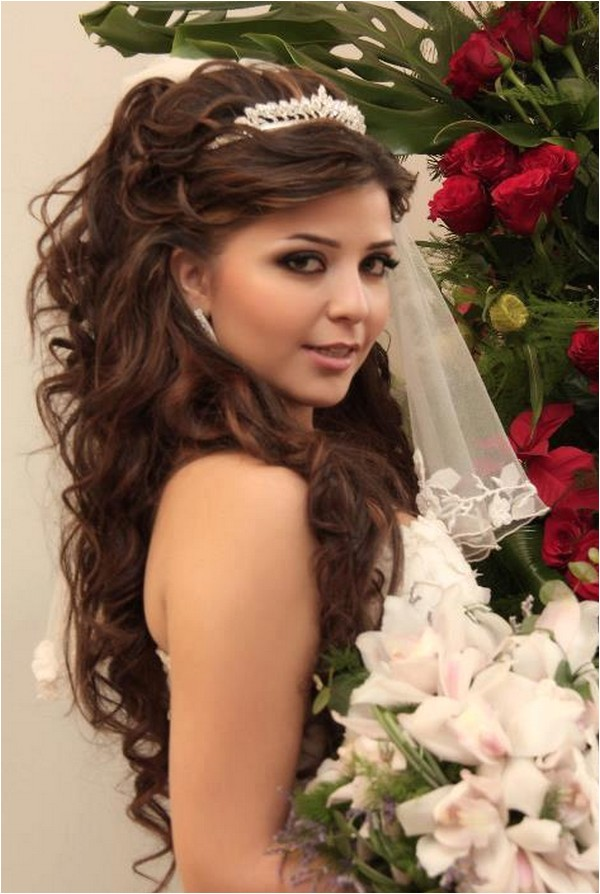 amazing long wedding hairstyles to inspire you