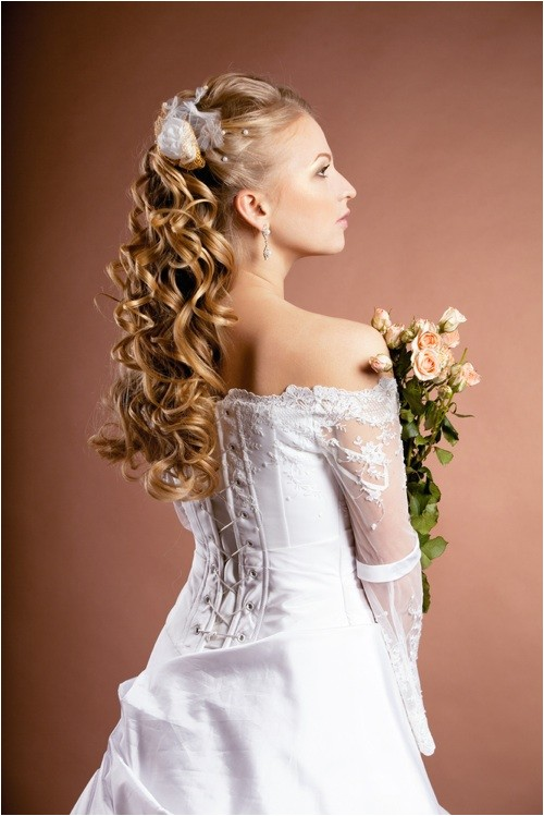 the best long wavy hairstyles for weddings 2013