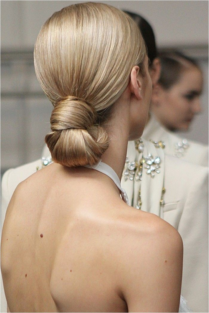 Low Bun Hairstyles for Weddings Low Bun Hairstyles