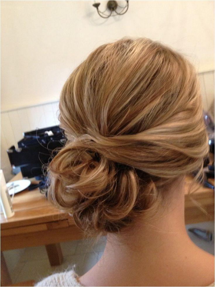 graceful beautiful low side bun hairstyle tutorials hair look