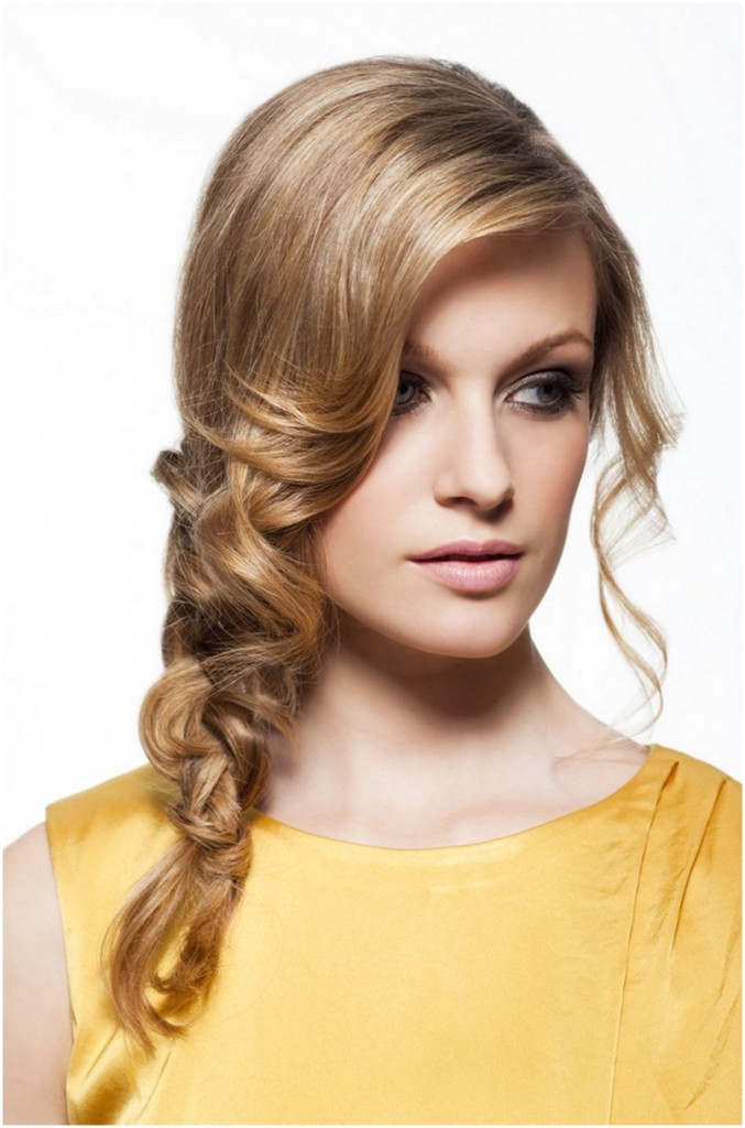 low side ponytail hairstyles