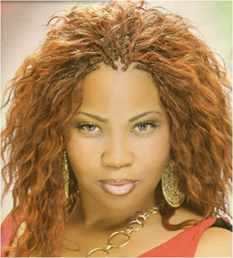 hairstyles with micro braids