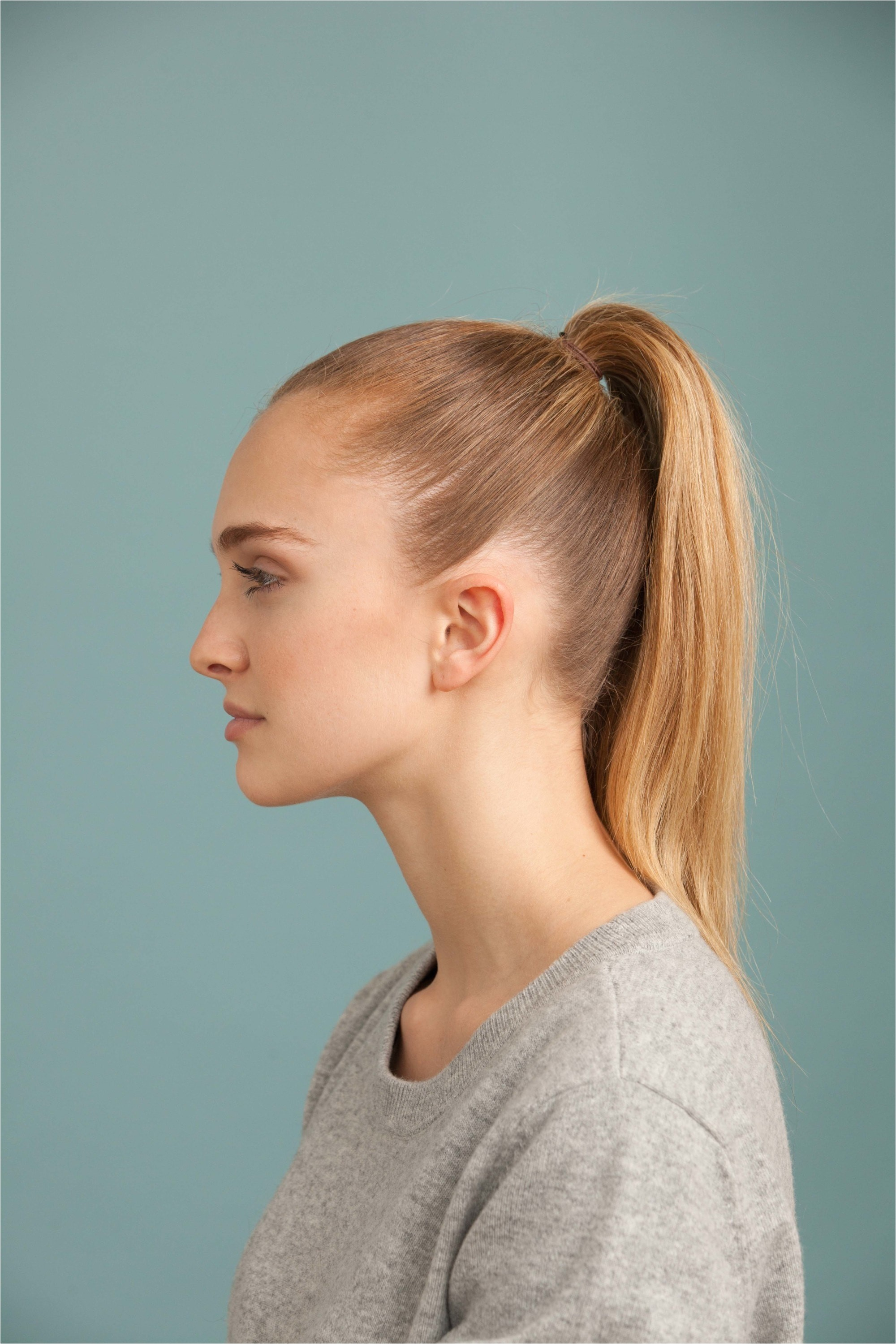 Neat Easy Hairstyles Perfect Ponytail Styles How to Create the Look