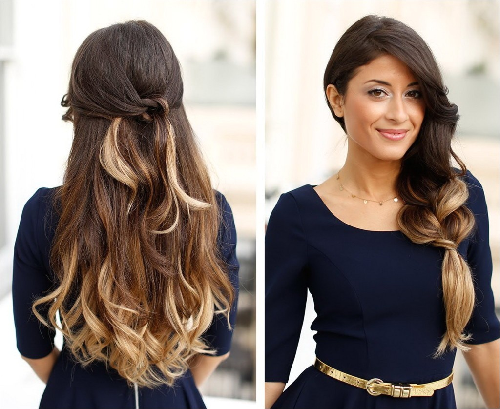 easy hairstyles for long hair