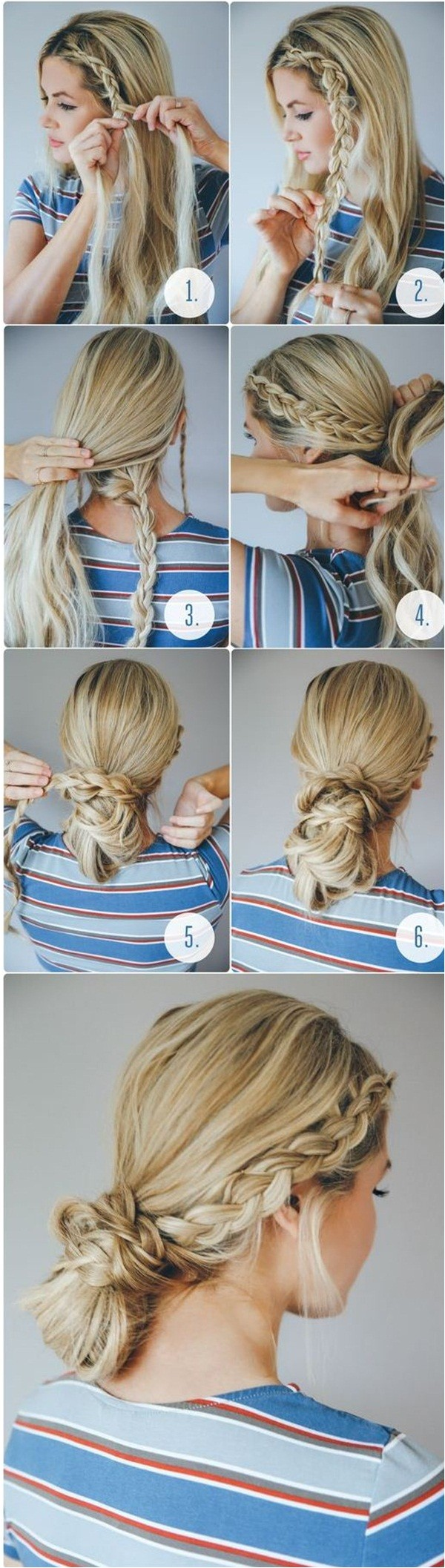 easy hairstyles schools try 2016