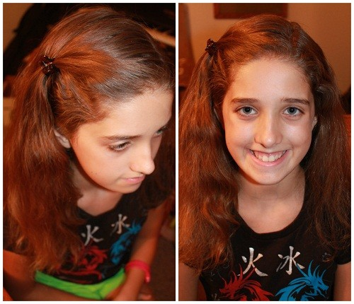 cute and nice easy hairstyles for school