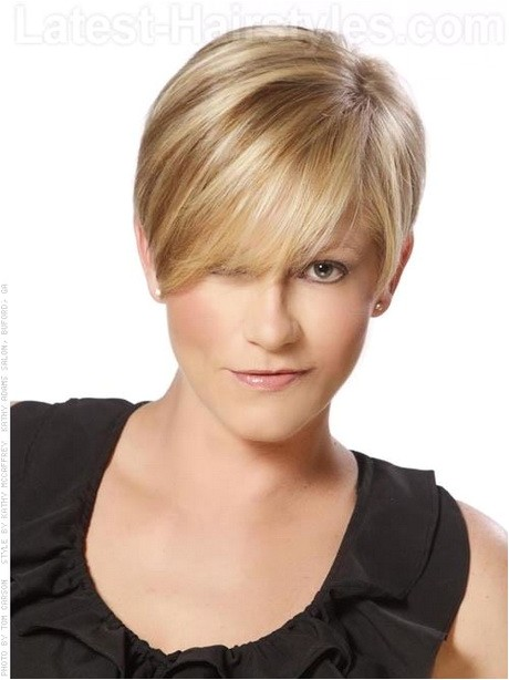 nice short hairstyles for women