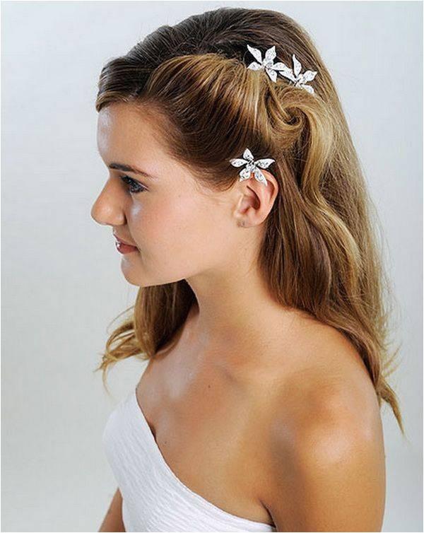 top bridal hairstyles medium length hair