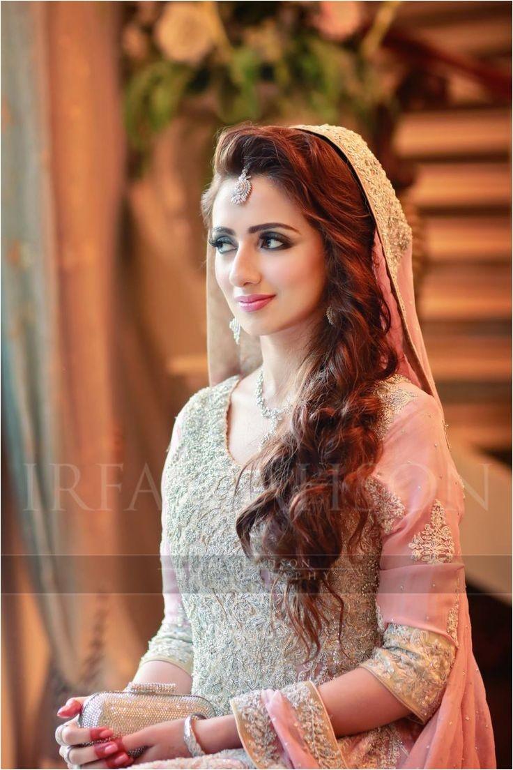 fantastic pakistani wedding hairstyles for gorgeous brides