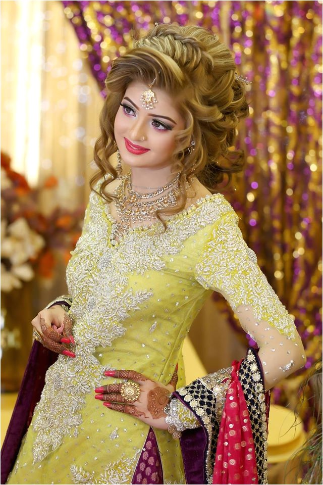 trendy pakistani bridal hairstyles new wedding hairstyles