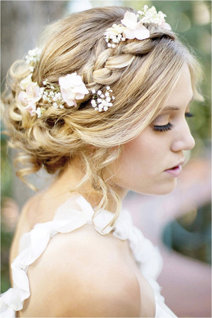 top 15 wedding hair styles ideas that guarantee beautiful looks