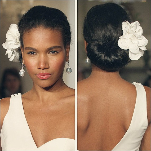 6 fabulous black women wedding hairstyles in fall 2013 blog62