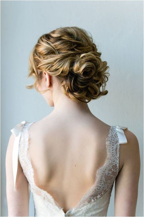 15 sweet and cute wedding hairstyles for medium hair