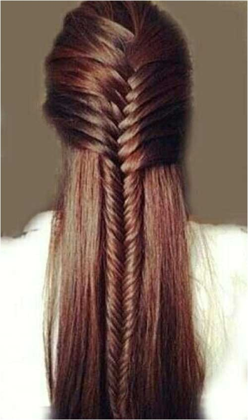Pretty but Easy Hairstyles 20 Cute Styles for Long Hair