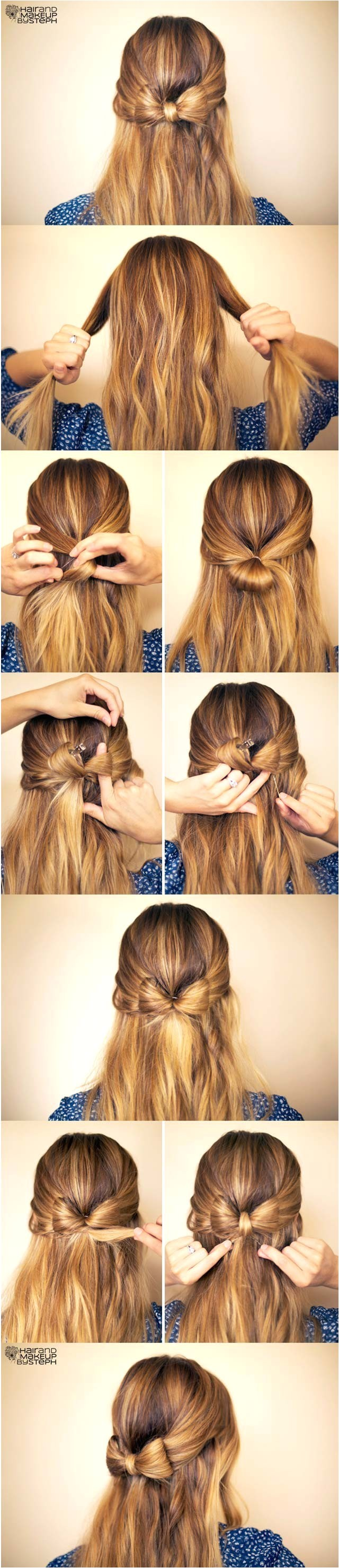 16 pretty long hairstyles with tutorials