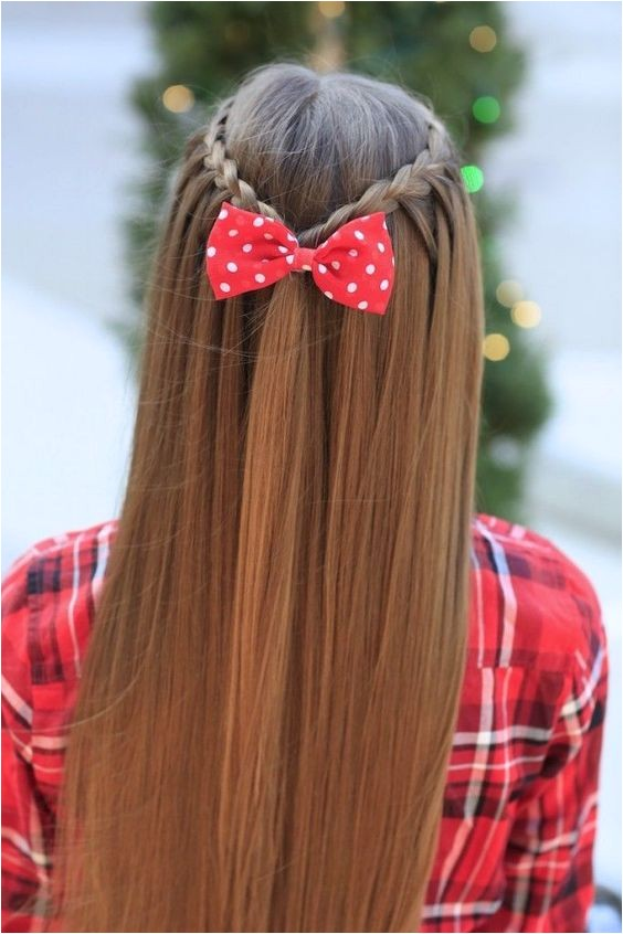 easy cute braided hairstyles for girls