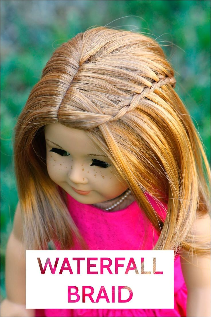 easy american girl hairstyles