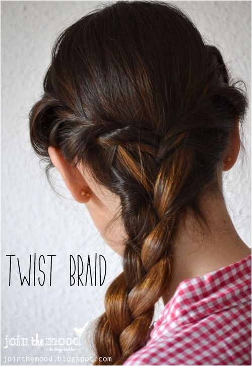 Quick and Easy Braiding Hairstyles 38 Quick and Easy Braided Hairstyles