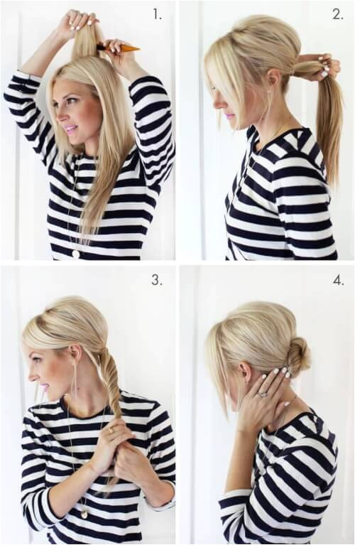 Quick and Easy formal Hairstyles Fast & Fab 10 Easy Updos that Will Surprise Everyone