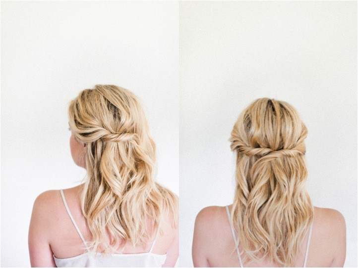 quick easy night hairstyle video