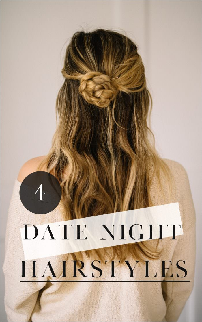 quick and easy hairstyles for a night out