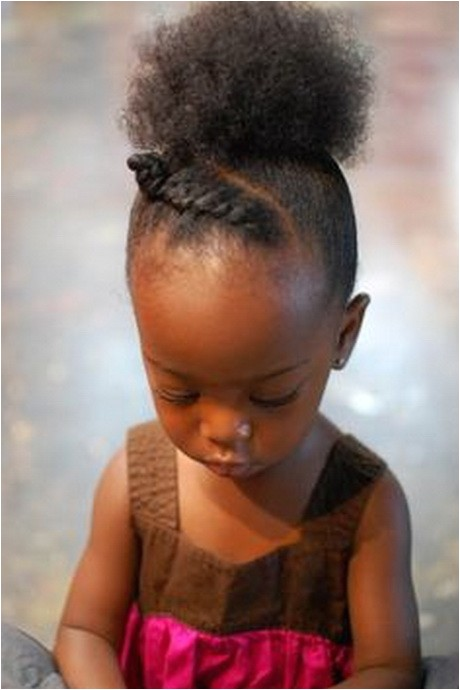 easy black girl hairstyles