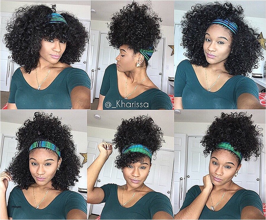 quick and easy hairstyles for thick curly hair